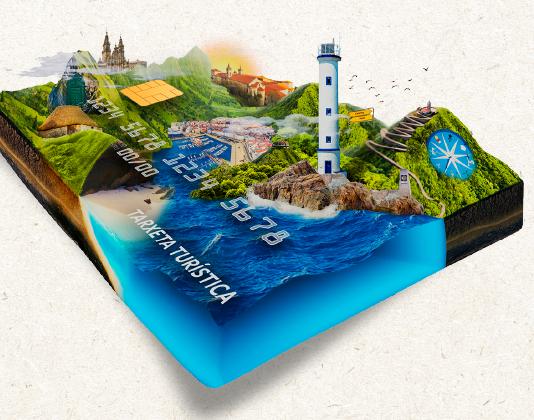 A Tarxeta turística amplía este ano a súa operatividade.