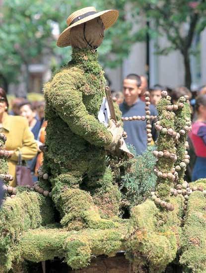 Fiesta Os Maios Ourense