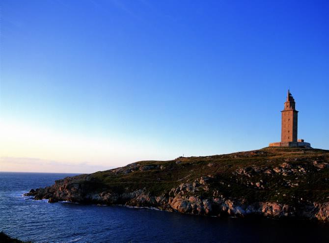 Tower of Hercules - A Coruña