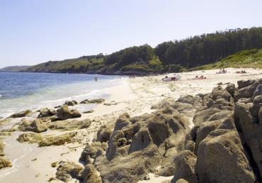 Beach of Melide - Illa de Ons