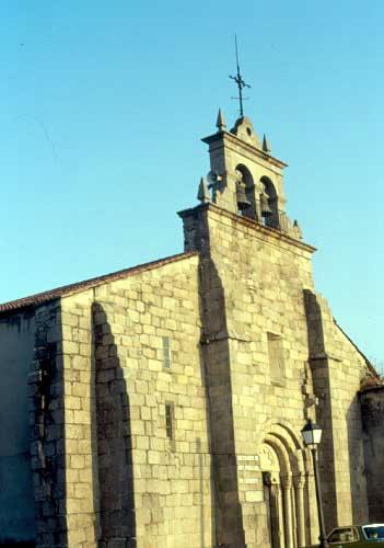 Église de San Salvador de Bergondo