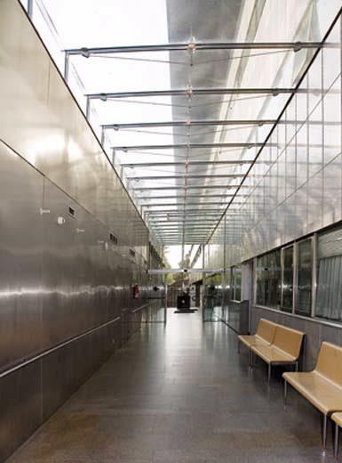 Arquitectura de vanguardia hospital mar timo de oza en a - Arquitectura de interiores coruna ...