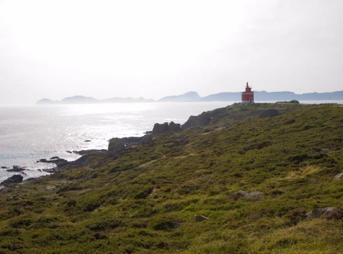 Phare de Punta Robaleira