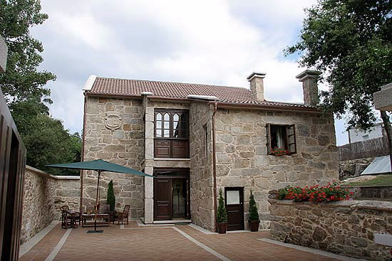 Turismo rural casa da mui eira en cambados pontevedra galicia - Casa rural cambados ...