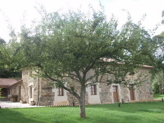 Turismo rural a casa da torre branca en santiago de - Casas rurales con encanto en galicia ...