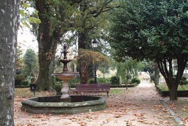 Jardín botánico de Padrón