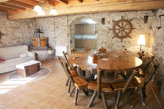 Turismo rural casa do tom s en mar n pontevedra galicia - Casa rural marin ...