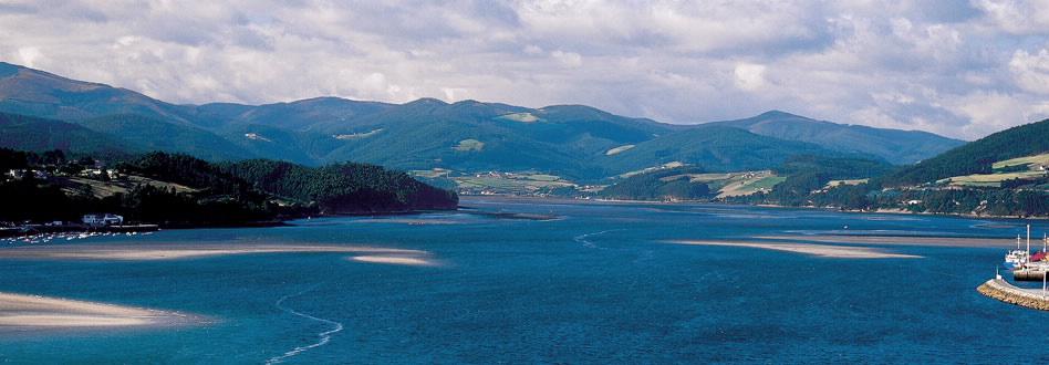 "Estuary ""Ría de Ribadeo"""