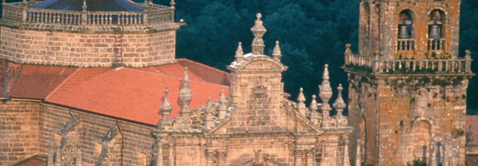 Mosteiro - San Salvador de Celanova