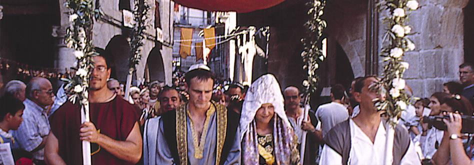 "Festa ""da Istoria"" - Ribadavia"