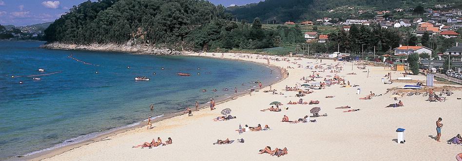 Praia de Portomaior - Bueu