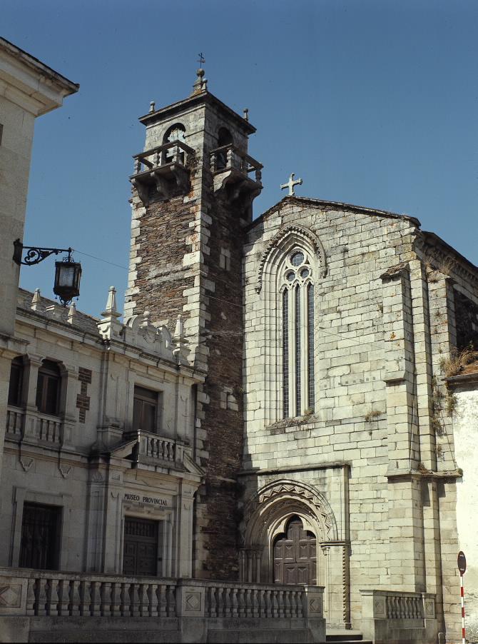 Igrexa und Convento dos Padres Franciscanos