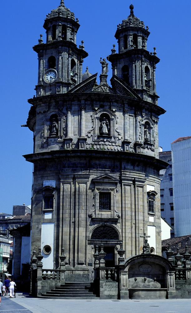 Santuario da Virxe da Peregrina