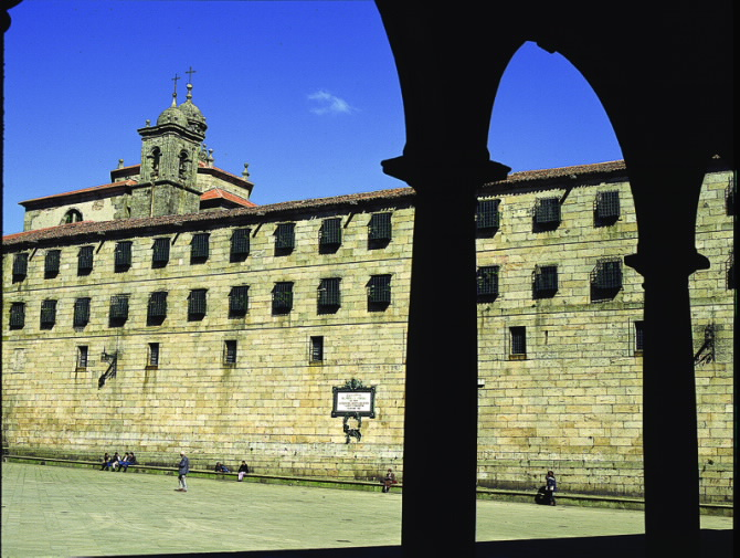 Convent of San Paio de Antealtares