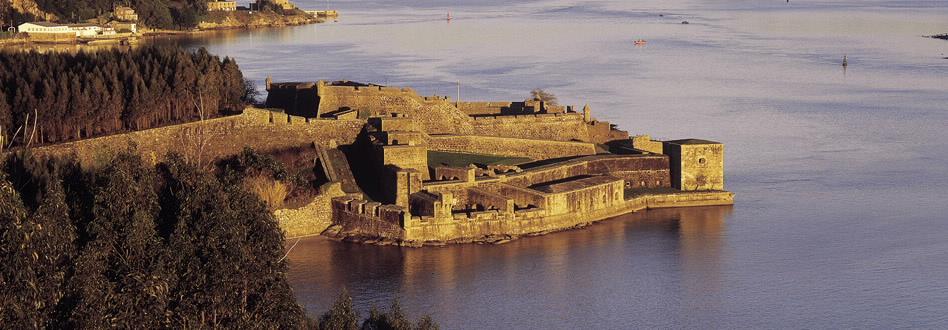 Castelo de San Filipe - Ferrol
