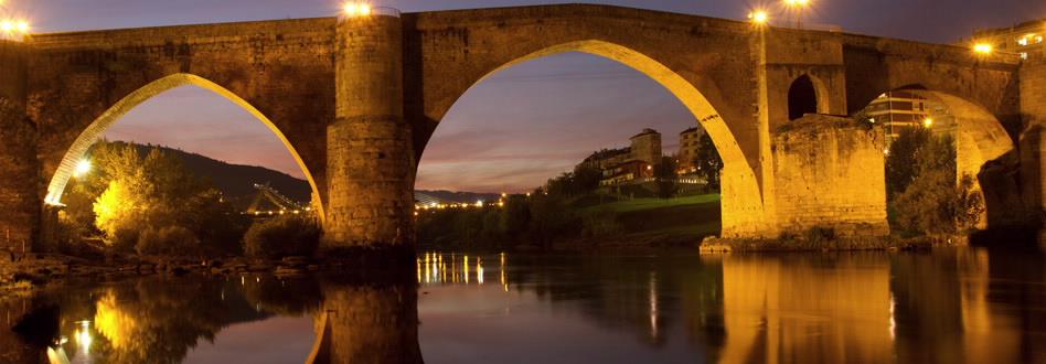Roman Bridge - Ourense