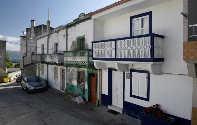 Vila de Corme