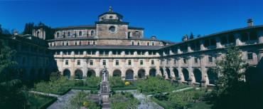 Claustro do Mosteiro de Samos