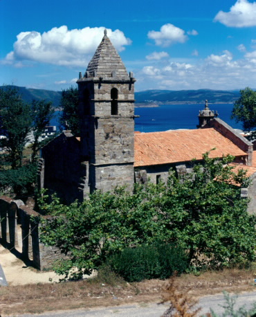 Santa María das Areas - Fisterra