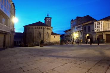 Igrexa de Santiago - Allariz