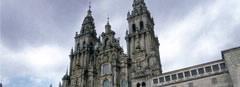 Ankunft in Santiago...