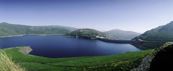 Reservoir of Portas - A Gudiña