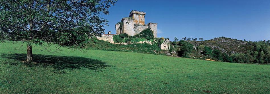 Castelo de Pambre - Palas de Rei
