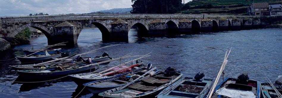 Sampaio Bridge - Pontevedra