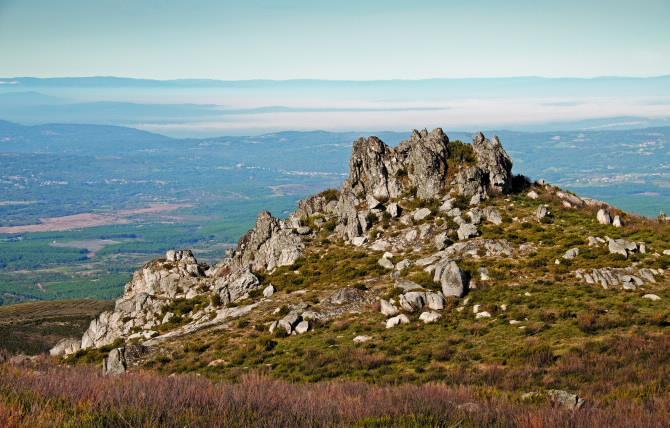 Serra de San Mamede