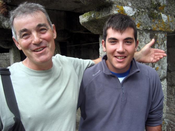 Carlos Calafell e Carlos