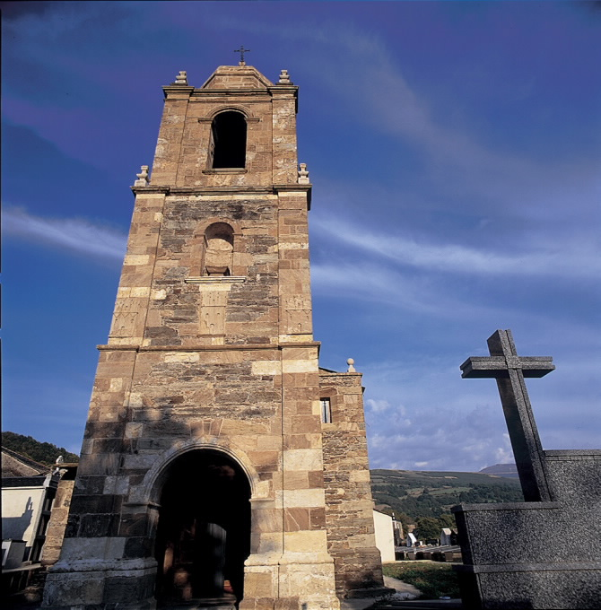 Igreja de Santiago de Triacastela