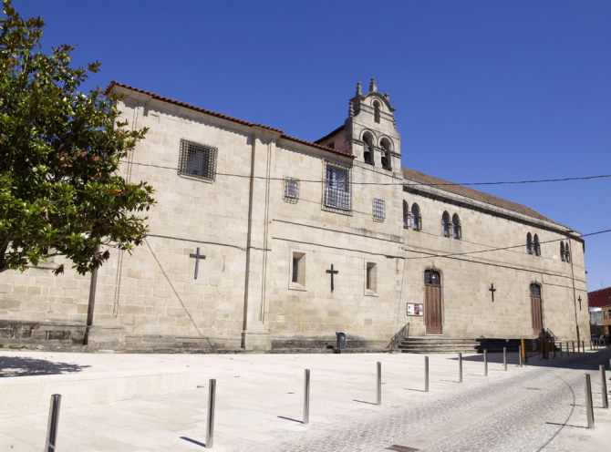Monasterio de As Clarisas - Monforte de Lemos