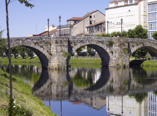Ponte Vella - Monforte
