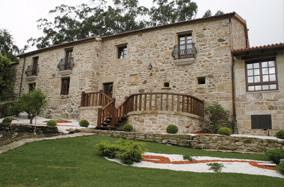 Casa Santa Uxía