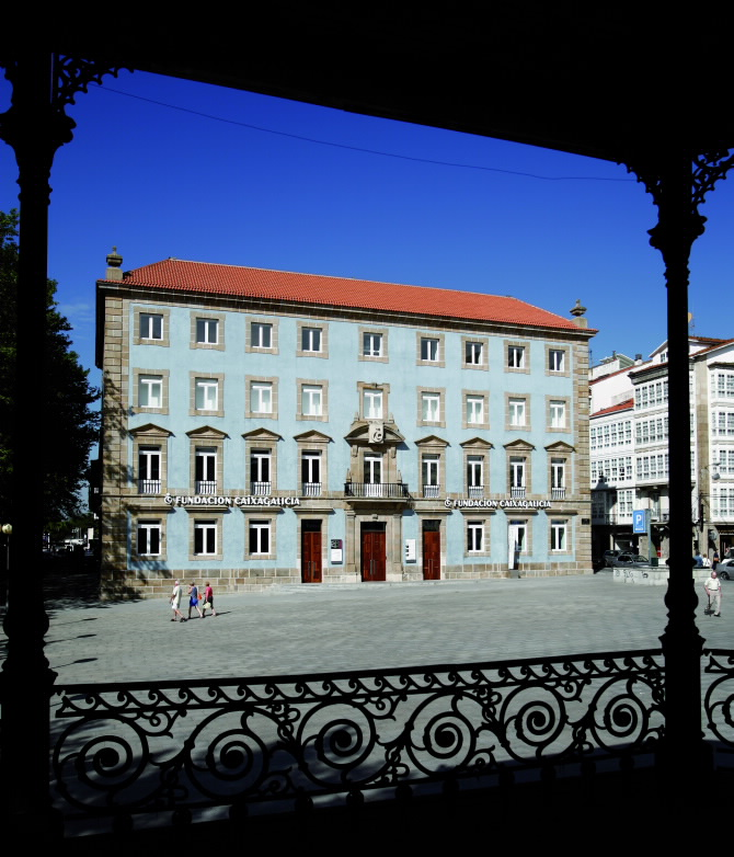 Ancien Gobierno Militar – Fondation Caixa Galicia