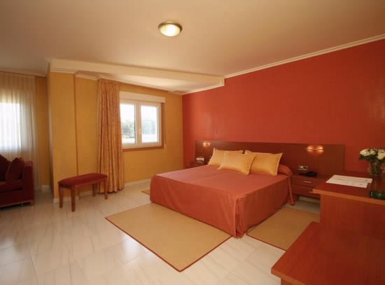 Hoteles dinajan en vilanova de arousa pontevedra galicia - Hoteles 5 estrellas galicia ...
