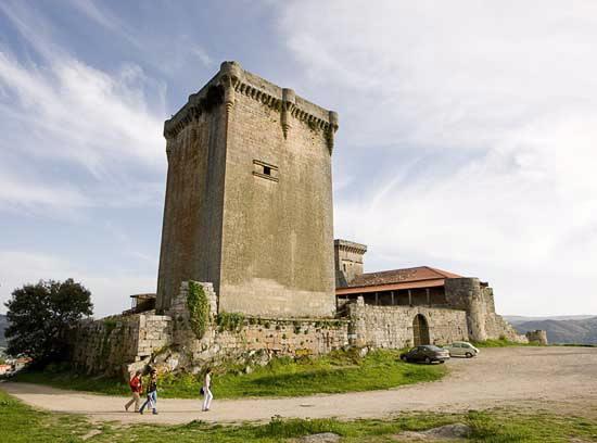 Castelo dos Condes de Monterrei