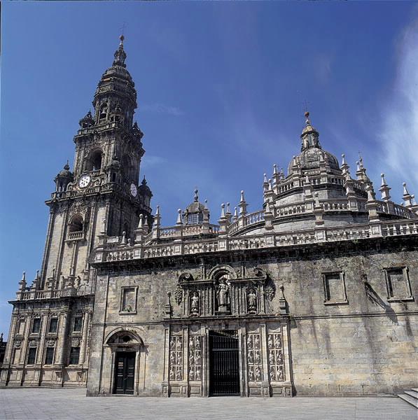 Cath drale catedral de santiago de compostela santiago for Oficina correos santiago de compostela