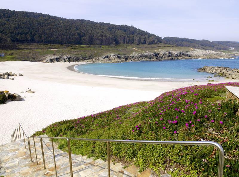Resultado de imagen de playa a marosa lugo