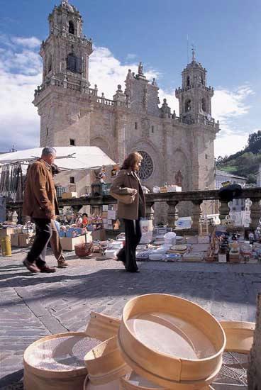 Festa de San Lucas - Mondoñedo