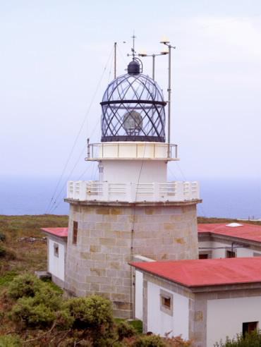 Faro de Cabo de Estaca de Bares