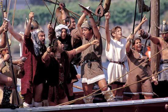 Romaria Viking de Catoira