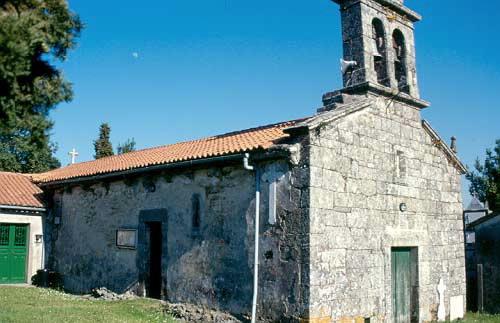 Iglesia igrexa de san pedro de filgueira de barranca en - Tiempo en oza cesuras ...