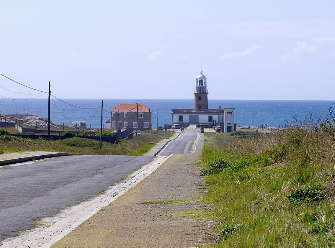 Faro de Cabo Corrubedo