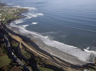 Praia Arealonga - Foz