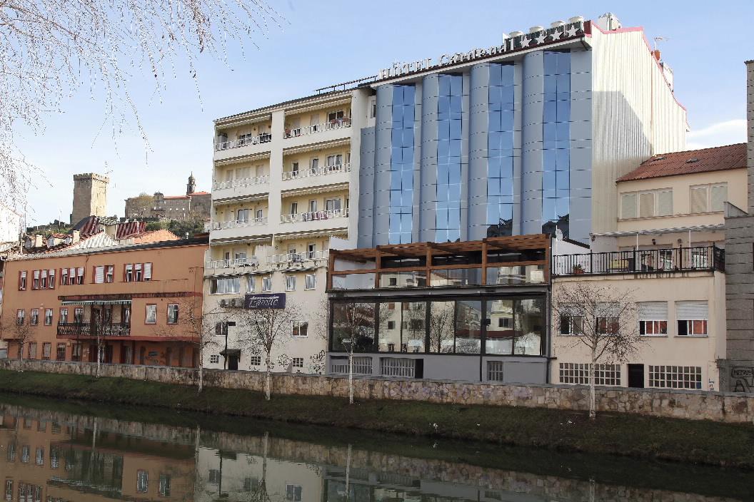 Hoteles hotel cardenal en monforte de lemos lugo galicia - Hoteles 5 estrellas galicia ...