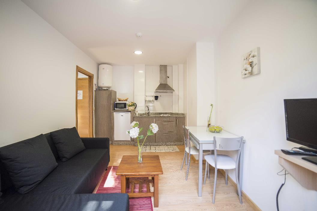 Apartamento apartamentos v m en santiago de compostela a coru a galicia - Apartamento santiago de compostela ...