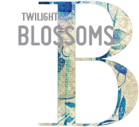 Twilight blossoms...