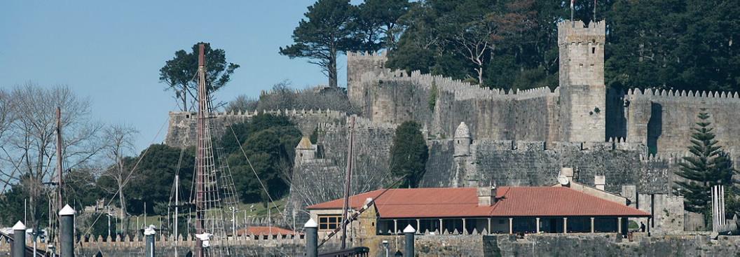 Castelo Monterreal - Baiona