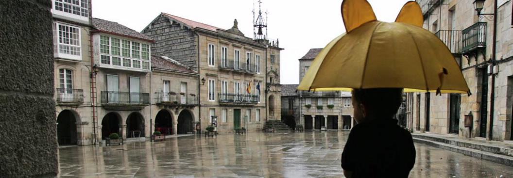 Mayor Square - Ribadavia